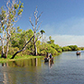 South Alligator River im Kakadu Nationalpark
