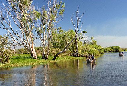 South Alligator River, Kakadu Nationalpark