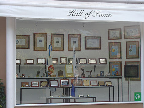 Hall of Fame - Loro Park